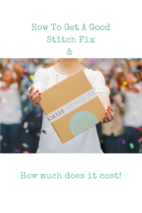 How to Choose Stitch Fix